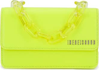 Ireneisgood Clutch com corrente - Amarelo