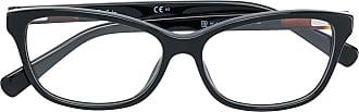 Pierre Cardin Armação de óculos quadrada - Preto