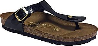 89b8e99a05aae3 Birkenstock Zehensteg Sandale Gizeh Lack schwarz BF Gr. 35-43 - 743581