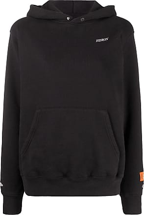 HPC Trading Co. embroidered logo pouch pocket hoodie - Preto