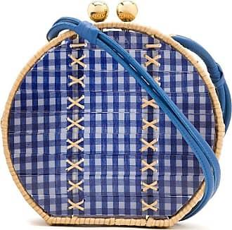 Waiwai Bolsa Jabuticaba vime e acrílico - Azul