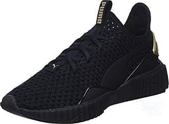 chaussure puma noir femme