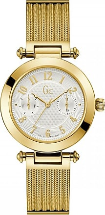 Acotis Limited Gc Watches Gc PrimeChic Ladies Stainless Steel Gold Watch Y48003L7MF