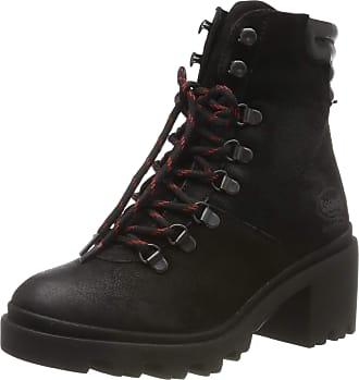 Dockers by Gerli Womens 45xz202 Ankle Boots, Black (Schwarz 100), 5.5 UK