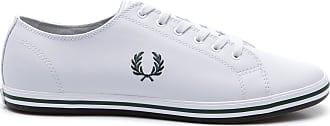 Fred Perry TÊNIS MASCULINO KINGSTON - BRANCO