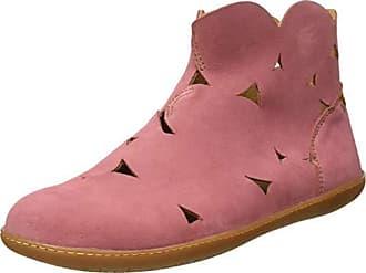d726fc190192c7 El Naturalista Unisex-Erwachsene N5282 Lux Suede Rose EL Viajero Klassische  Stiefel