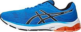 Asics premium GEL cushioned running shoes with AmpliFoam midsole for enhanced cushioning ideal for long distance runners giving you plenty of comfort and co