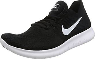 new style 9b3a2 fbd3f Nike Free Rn Flyknit 2017, Running Homme, Noir (Noir Grisfoncé Blanc
