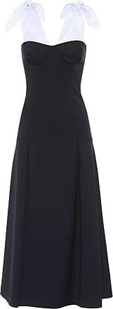 Gabriela Hearst Seraphine wool-crêpe dress