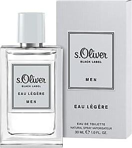 s.Oliver Black Label Men Eau Légére Eau de Toilette Spray 30 ml