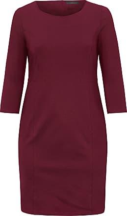 Emilia Lay Jersey dress Emilia Lay red