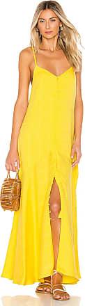 Mara Hoffman Diana Dress in Yellow