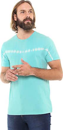 Doc Dog Camiseta Doc Dog Manga Curta Tie Dye Azul