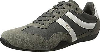 HommeGrisDark Grey44 mx1 Pulse Runn BOSS Basses 01Sneakers Orange EU 10198886 53RjAq4L