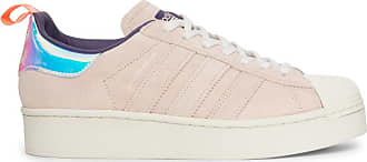 adidas Adidas originals Girls are awesome superstar plateau energy sneakers FUTURE WHITE/SIGCOR 36 2/3