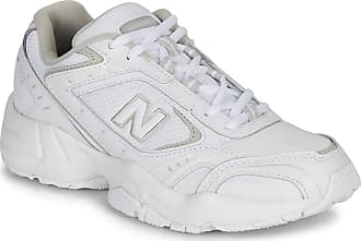 New Balance 452 Trainers Women White - UK:7.5 - Low Top Trainers Shoes