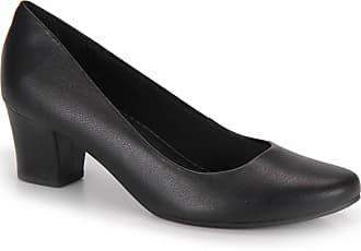 ee2415601 Usaflex Sapato Salto Grosso Conforto usaflex Cobra