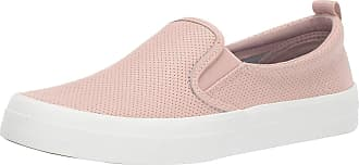 Sperry Top-Sider Sperry Womens Crest Twin Gore Mini PERF Trainers, Rose dust White, 9 UK