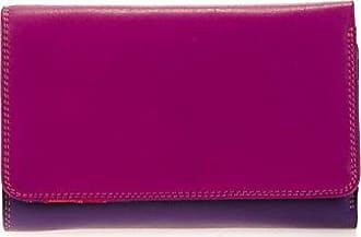 mywalit Damen Geldbörse wallet Portemonaie Handyhülle wristlet 1219-115 Orange