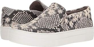 c80abae0439 Steve Madden Gills Sneaker (Natural Snake) Womens Shoes