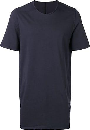 Rick Owens Camiseta de jersey - Azul
