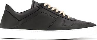 Yatay Sneakers mit Kontrastschnürung - Schwarz