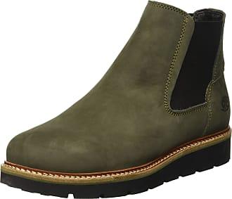 Dockers by Gerli 41ju206, Womens Chelsea Boots, Green (Oliv 840), 7 UK (40 EU)