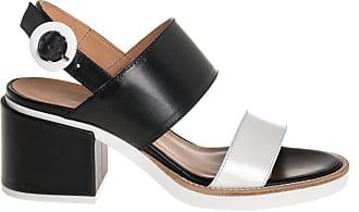 Janet Sport sandalo tacco, 37 / nero
