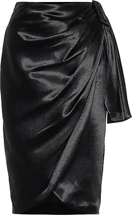 Altuzarra Polly satin midi skirt