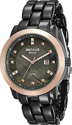 Seculus Relógio Seculus Feminino Aplause 20422lpsvua6