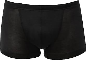 Zimmerli Royal Classic Cotton Boxer Briefs - Black