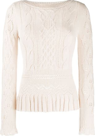 See By Chloé pointelle-knit sweater - Neutro