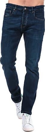 Weekend Offender Mens Mens Tapered Fit Jeans in Denim - 34R