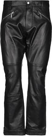 Pantalones De Cuero Para Hombre Compra 28 Productos Stylight