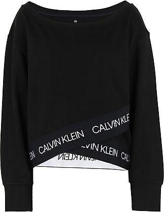 Calvin Klein CAMISETAS Y TOPS - Sudaderas en YOOX.COM