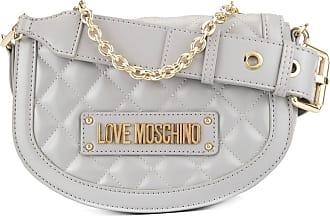 Love Moschino Bolsa transversal - Cinza
