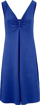 Peter Hahn Strappy dress Peter Hahn blue