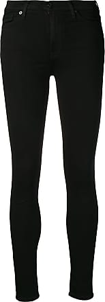7 For All Mankind skinny jeans - Preto