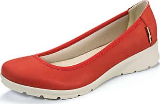 reputable site d8b73 387e1 Ballerinas in Rot: Shoppe jetzt bis zu −61% | Stylight