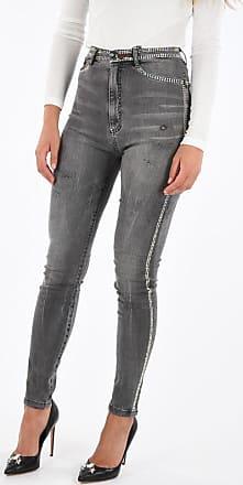 Philipp Plein Rhinestones Jeans size 27