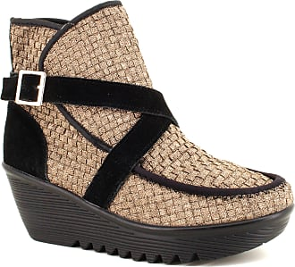 bernie mev. Womens Vilamore Boots (Bronze, 3)