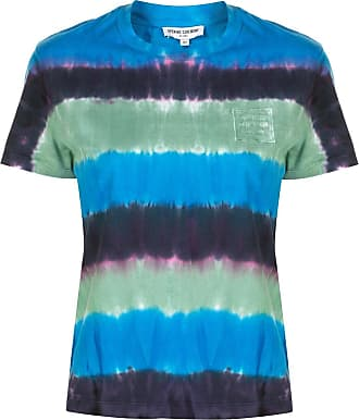 Opening Ceremony tie-dye print T-shirt - Blue