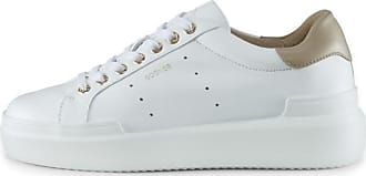 Bogner Sneaker Hollywood für Damen - Weiß/Gold