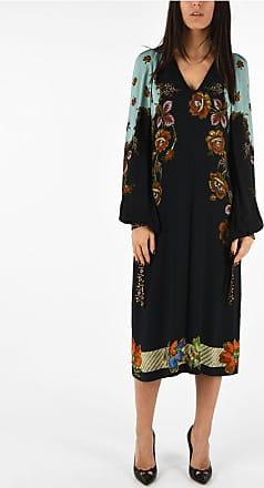 Etro Floral Printed Dress Größe 46