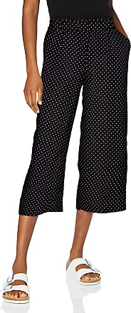 Only Womens Onllima Culottes Wvn Trouser, Multicolour, 12 (Manufacturer size: 40)