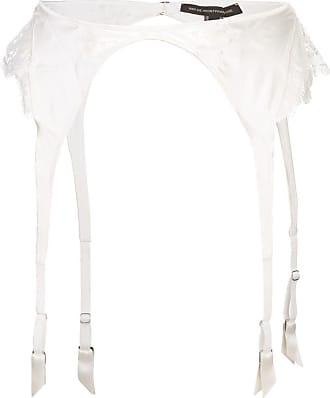 Kiki De Montparnasse Coquette Strumpfhalter - Weiß