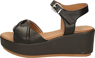 Inuovo 123041 Womens Sandals Black Size: 2/2.5 UK