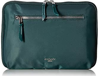 1b712f976 Knomo Luggage Mayfair Knomad Briefcase, Deep Pine, One Size