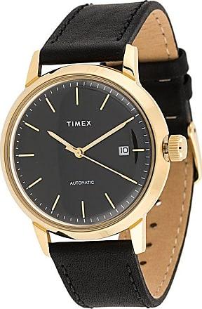 Timex Relógio Marlin Automatic 40mm - Preto