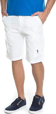 Aleatory Bermuda Sarja Aleatory Kicks-Branco-44